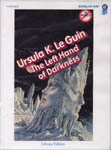 Science Fiction Audiobooks - The Left Hand of Darkness by Ursula K. Le Guin