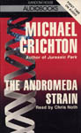 Science Fiction Audiobooks - The Andromeda Strain by Michael Crichton