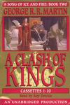 Fantasy Audiobooks - A Clash of Kings by George R.R. Martin
