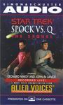 Science Fiction Audiobooks - Spock vs Q: The Sequel