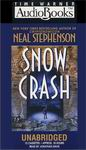 Science Fiction Audiobooks - Snow Crash by Neal Stephenson