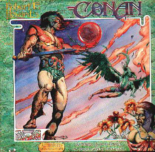 Conan Tower Conan – The Tower of The