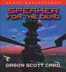 Science Fiction Audiobooks - Speaker for the Dead by Orson Scott Card