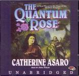 Science Fiction Audiobooks - The Quantum Rose by Catherine Asaro