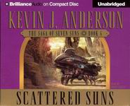 Science Fiction Audiobook - Scattered Suns by Kevin J. Anderson