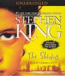 Horror Audiobooks - The Shining by Stephen King