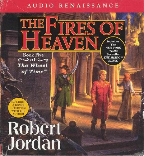 The Fires of Heaven (The Wheel of Time) Robert Jordan