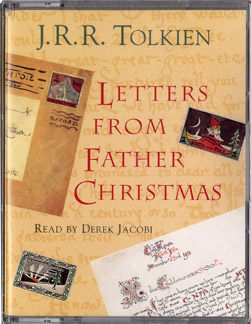 J.R.R. Tolkien - Father Christmas Letters Audiobook (1 cd)