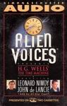 Science Fiction Audiobook - Alien Voices - H.G. Wells' The Time Machine