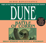 Science Fiction Audiobook - Dune The Battle of Corrin
