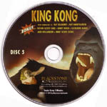 King Kong Special Features Disc 5