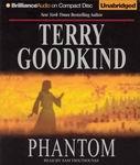 Fantasy Audiobook - Phantom by Terry Goodkind