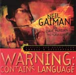 Warning: Contains Language by Neil Gaiman