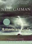 Fantasy Audiobook - American Gods by Neil Gaiman