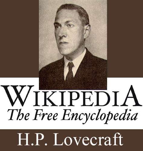 H.P. Lovecraft Wikipedia Entry