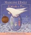 Fantasy Audiobook - A Wrinkle in Time by Madeline L'Engle