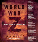 Science Fiction Audiobook - World War Z by Max Brooks