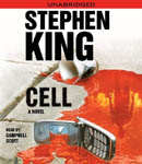 Science Fiction & Horror Audiobook - Cell by Stephen King
