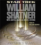 Science Fiction Audiobook - Star Trek: Captain's Glory by William Shatner with Judith and Garfield Reeves-Stevens