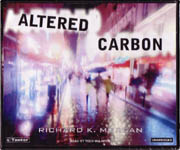 Science Fiction Audiobook - Altered Carbon by Richard K. Morgan