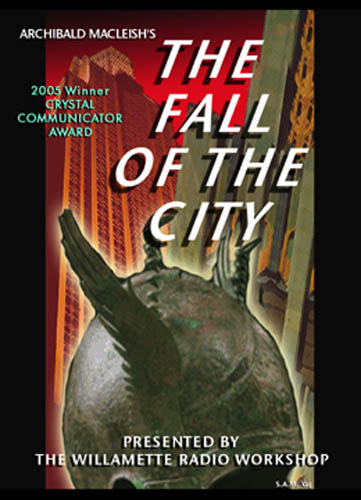 Archibald MacLeish the fall of the city