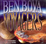 Science Fiction Audiobooks - Voyagers by Ben Bova