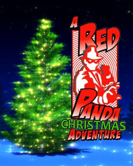A Red Panda Christmas Adventure