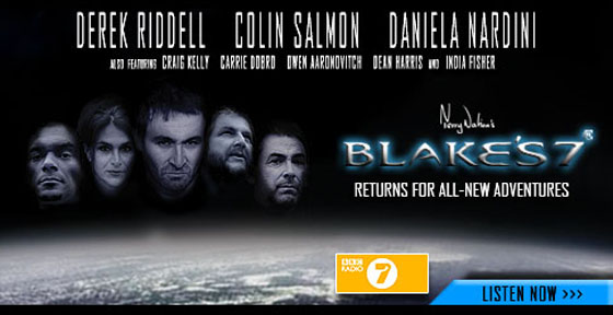Blake's 7 on BBC7's The 7th Dimension