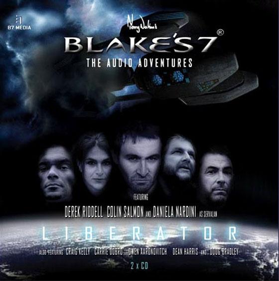 Blake's 7 Liberator