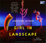 Science Fiction Audiobook - Girl In Landscape by Jonathan Lethem