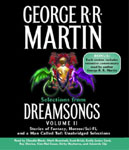 audiobook - Dreamsongs Volume 2 by George R. R. Martin