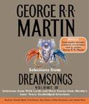 audiobook - Dreamsongs Volume 3 by George R. R. Martin