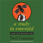 Fantasy audiobook - short story - A Study In Scarlet by Neil Gaiman