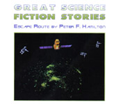 Science Fiction Audiobook - Escape Route by Peter F. Hamilton