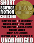 LibriVox Short Science Fiction Stories Collection #2