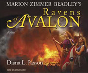 Fantasy Audiobook - Marion Zimmer Bradley's Ravens Of Avalon by Diana L. Paxson