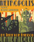 Science Fiction Audiobook - Metropolis by Thea von Harbou