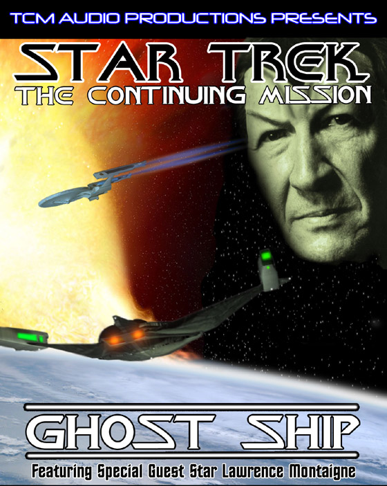 Star Trek The Continuing Mission Episode 1 - Ghost Ship