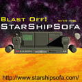 Star Ship Sofa