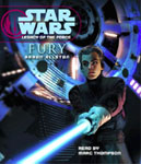 Star Wars Audiobook - Star Wars - Legacy Of The Force - Fury by Aaron Allston