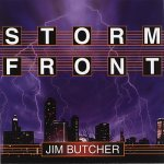 Science Fiction Audiobook - Storm Front by Jim Butcher