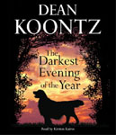 audiobook - The Darkest Evening Of The Year by Dean Koontz
