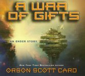 Science Fiction Audiobook - A War of Gifts by Orson Scott Card
