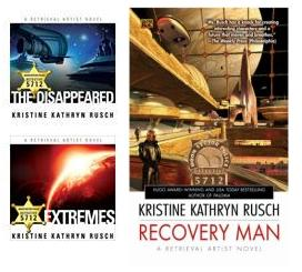 Science Fiction - The Retrieval Artist Novels by Kristine Kathryn Rusch