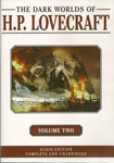 Horror Audiobooks - The Dark Worlds of H.P. Lovecraft, Volume 2