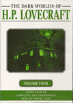 Horror Audiobooks - The Dark Worlds of H.P. Lovecraft, Volume 4