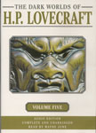 Horror Audiobooks - The Dark Worlds of H.P. Lovecraft, Volume 5