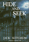 Horror Audiobooks - Hide and Seek by Jack Ketchum