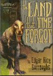 Science Fiction Audiobooks - The Land That Time Forgot by Edgar Rice Burroughs