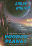 Science Fiction Audiobooks - Voodoo Planet by Andre Norton